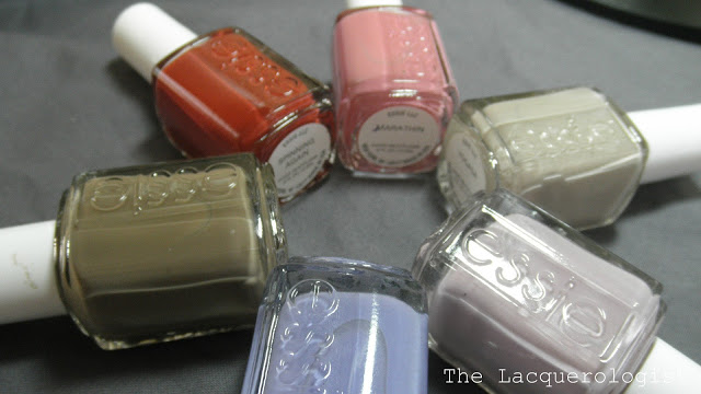 Essie Yogaga Collection: Swatches and Review • Casual Contrast