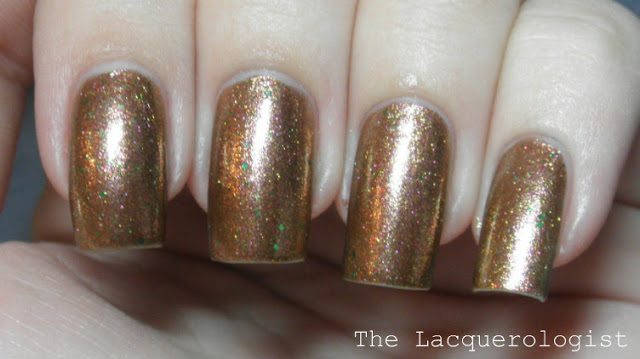 butter LONDON Scuppered Swatches and Review! • Casual Contrast