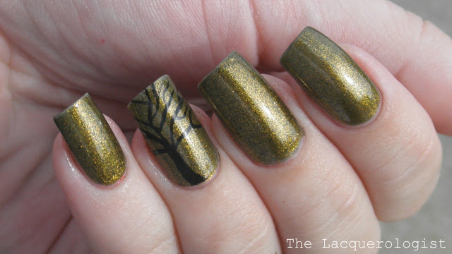 butter LONDON Wallis with a Fall Twist! • Casual Contrast