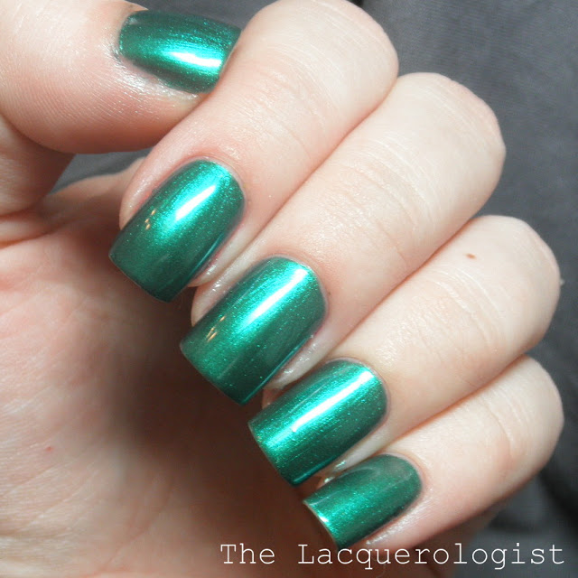 butter LONDON Thames: Swatch and Nail Art! • Casual Contrast