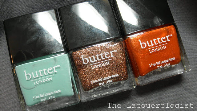 butter LONDON Summer Holiday 2013: Swatches and Review! • Casual Contrast