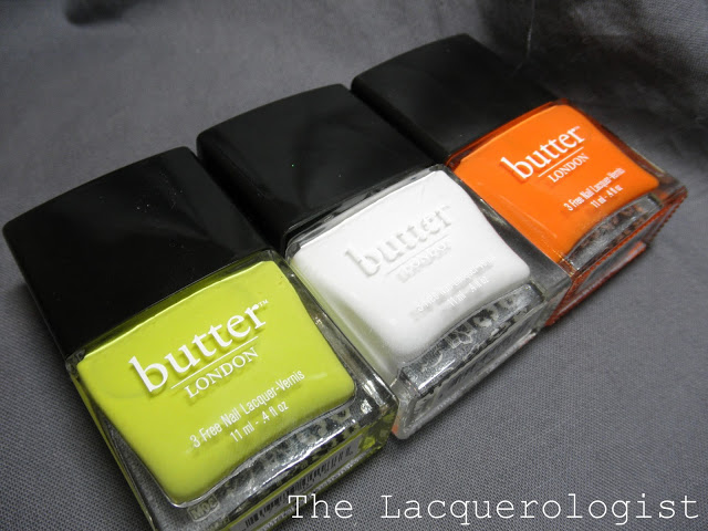butter LONDON Colour Clash Collection: Swatches and Review! • Casual Contrast