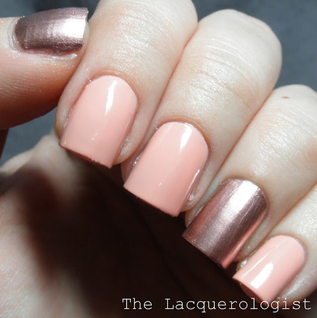 butter LONDON Boho Rock Goss and Keen: Swatches & Review! • Casual Contrast