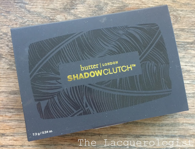 butter LONDON ShadowClutch & Wardrobe Duos: Swatches & Review • Casual Contrast