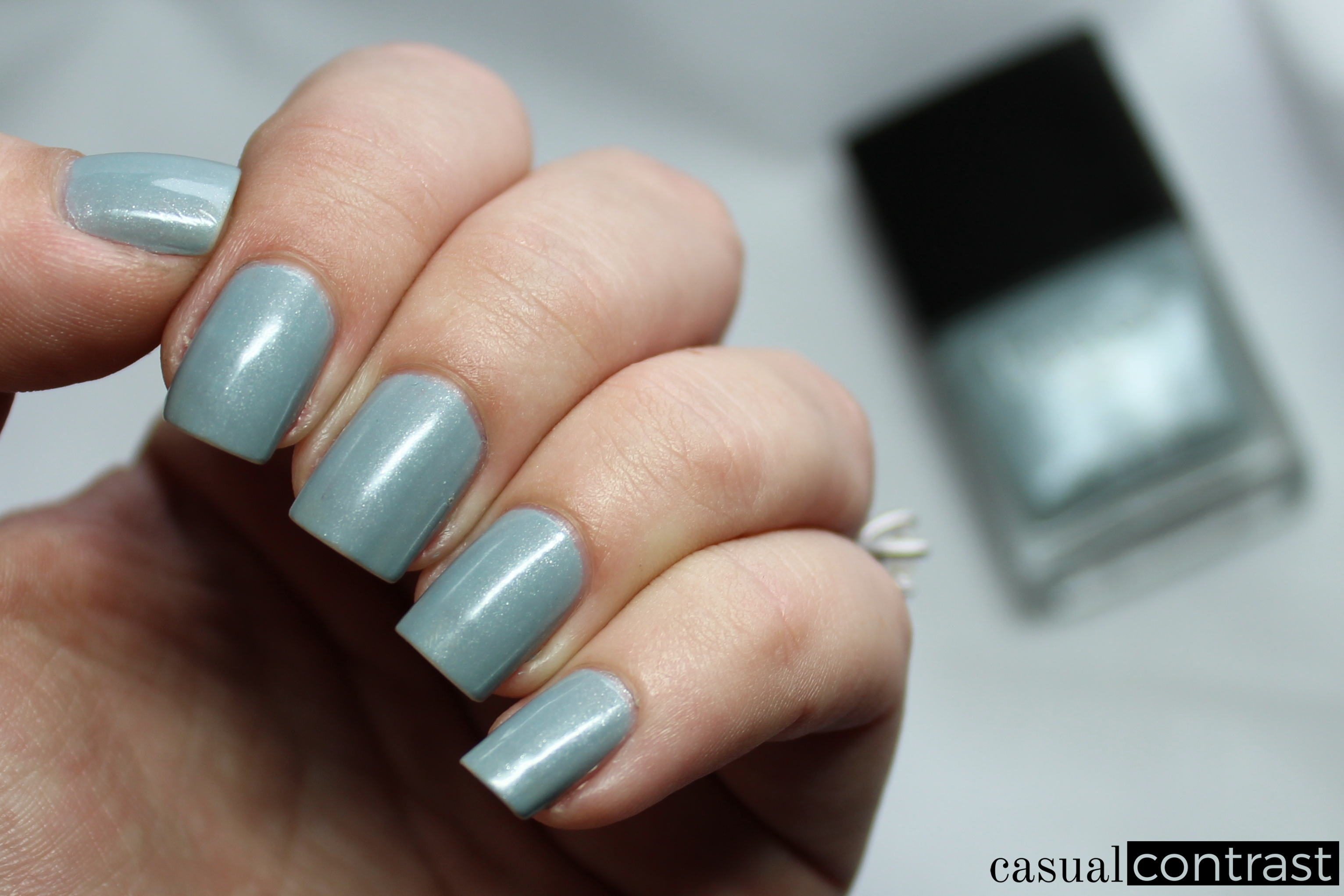 When Nail Polish Becomes Sentimental...butter LONDON Lady Muck • Casual Contrast