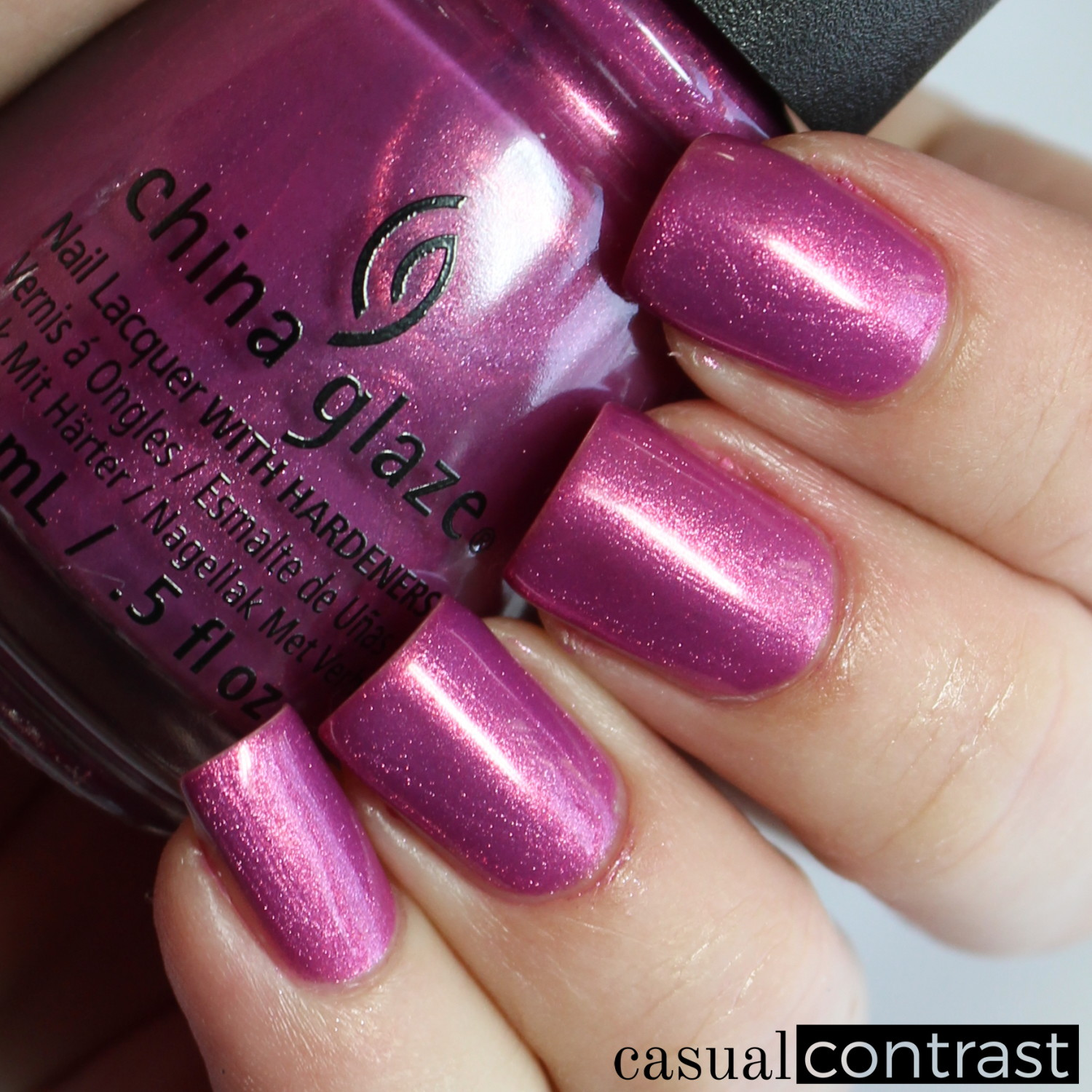 China Glaze House of Colour Collection for Spring 2016 Swatches u0026 Review u2022 Casual Contrast & China Glaze House of Colour Collection for Spring 2016: Swatches ...